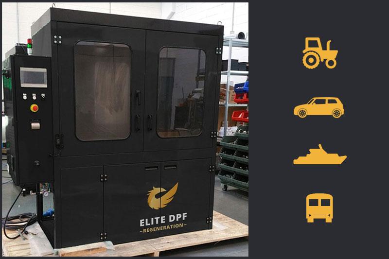 Elite DPF Regeneration - DPF Cleaning - UK Wide Diesel