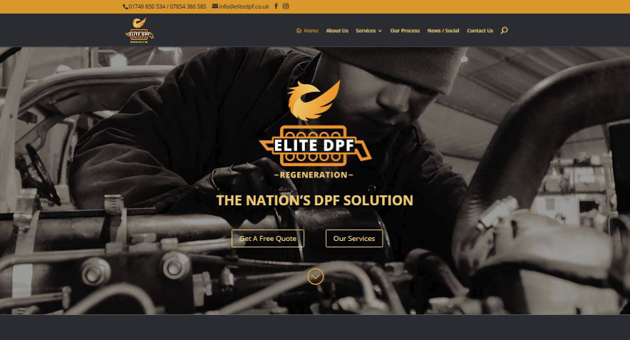 DPF Regeneration Services for Cars, Vans, Lorries and all Diesel